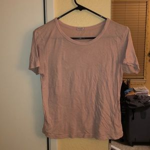 pink basic brandy t-shirt! ACCEPTING ALL OFFERS
